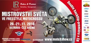 Billboard FREESTYLE MOTOCROSS