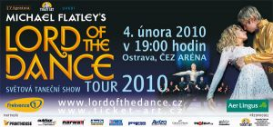 Billboardy Lord Of The Dance a Richard Müller