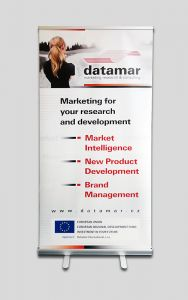 Roll-up 100x200cm Datamar