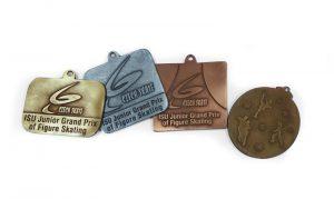 Návrh originální medaile